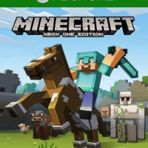 Xbox One: Minecraft () (latauskoodi)
