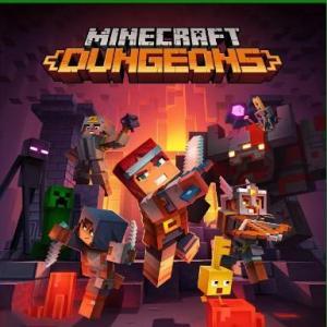 Xbox One: Minecraft: Dungeons () (latauskoodi)