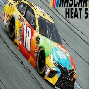 NASCAR Heat 5 (latauskoodi)