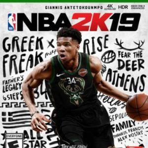 Xbox One: Xbox One: NBA 2K19 () (latauskoodi)