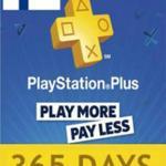 PS4: PlayStation Network Card (PSN) 365 Days (Finland) (latauskoodi)