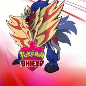 Pokemon Shield (latauskoodi)