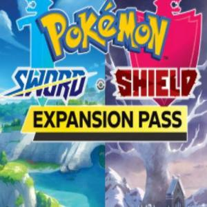 Pokemon Sword &: Shield - Expansion Pass (DLC) (latauskoodi)