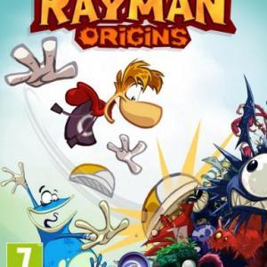 PC: Rayman Origins (latauskoodi)