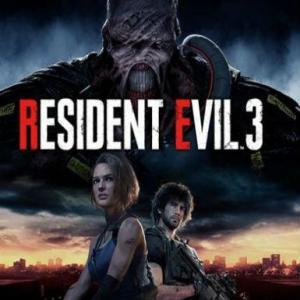Resident Evil 3 Remake (latauskoodi)
