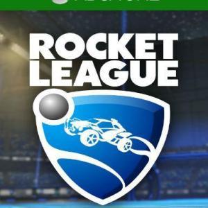 Xbox One: Xbox One: Rocket League (latauskoodi)