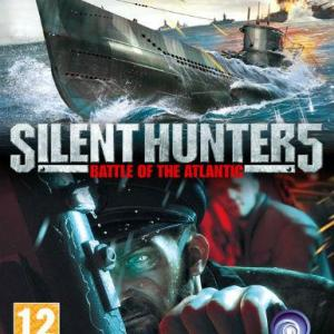 PC: Silent Hunter 5: Battle of the Atlantic (latauskoodi)