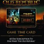 PC: Star Wars: The Old Republic (SWTOR) 60-day Time Card (latauskoodi)