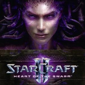 PC: StarCraft 2: Heart of Swarm (latauskoodi)