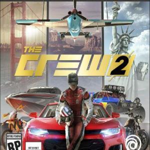 PC: The Crew 2 (Gold Edition) (latauskoodi)
