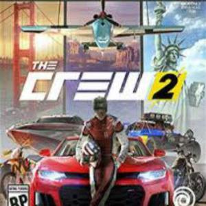 PC: The Crew 2 (Deluxe Edition) (latauskoodi)