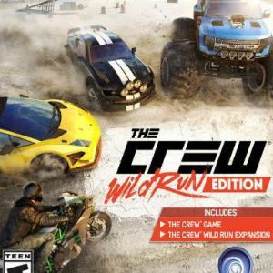 PC: The Crew: Wild Run Edition (sis. base game and DLC) (latauskoodi)