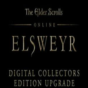 PC: The Elder Scrolls Online: Elsweyr (Digital Collectors Upgrade Edition) (latauskoodi)