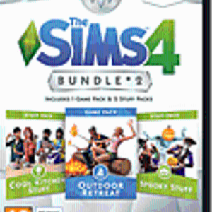 The Sims 4 - Bundle Pack 2 (latauskoodi)