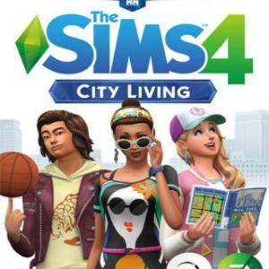 The Sims 4: City Living (latauskoodi)