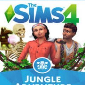 The Sims 4: Jungle Adventure (latauskoodi)