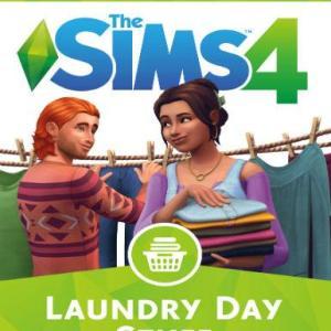 The Sims 4: Laundry Day Stuff (latauskoodi)
