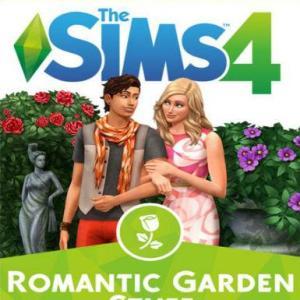 The Sims 4: Romantic Garden Staff (latauskoodi)