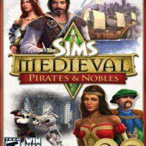 The Sims Medieval: Pirates and Nobles (latauskoodi)