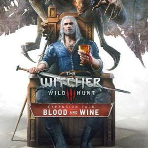 PC: The Witcher 3: Blood and Wine (DLC) (latauskoodi)