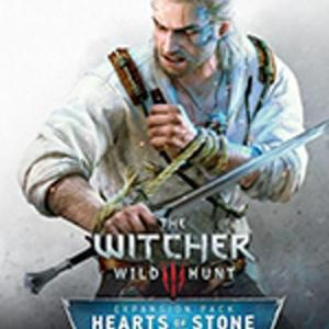 PC: The Witcher 3: Hearts of Stone (DLC) (latauskoodi)