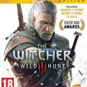The Witcher 3: Wild Hunt GOTY (latauskoodi)