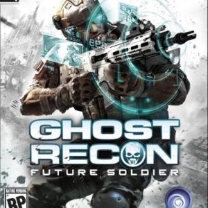 PC: Tom Clancy's Ghost Recon: Future Soldier (latauskoodi)