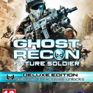 PC: Tom Clancy s Ghost Recon Future Soldier (Deluxe Edition) (latauskoodi)