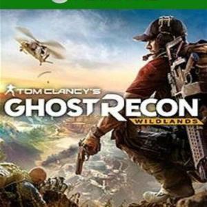 Xbox One: Xbox One: Tom Clancys Ghost Recon: Wildlands () (latauskoodi)
