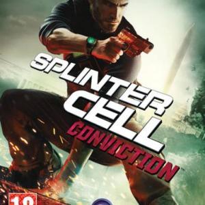 PC: Tom Clancys Splinter Cell: Conviction (latauskoodi)
