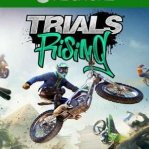 Xbox One: Xbox One: Trials Rising () (latauskoodi)