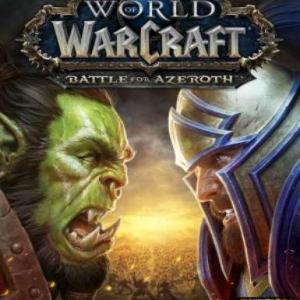 PC: World of Warcraft: Battle for Azeroth - Pre-order (latauskoodi)