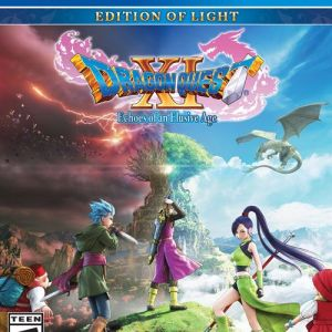 PS4: Dragon Quest XI: Echoes of an Elusive Age Edition of Light