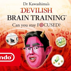 3DS: Dr. Kawashimas Devilish Brain Training: Can you stay FOCUSED?