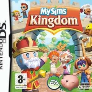 NDS: MySims Kingdom (käytetty)