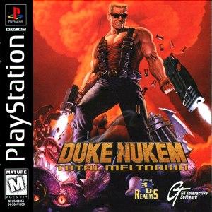 PS1: Duke Nukem (käytetty)