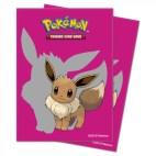 Pokemon Eevee Deck Protector sleeves