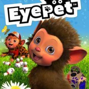 PSP: EyePet PSP (käytetty)
