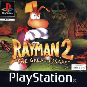 PS1: Rayman (käytetty)