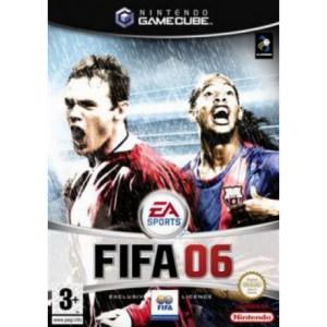 GameCube: Fifa 06 (käytetty)
