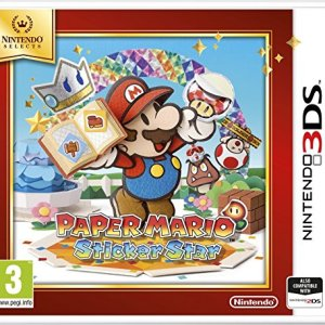 3DS: Paper Mario Sticker Star Selects