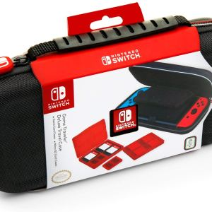 Switch: Game Traveler Deluxe Travel Case Black