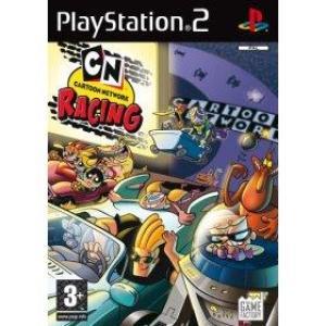 PS2: Cartoon Network Racing (käytetty)