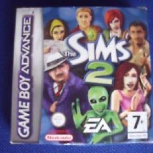 GBA: The Sims 2 (käytetty)