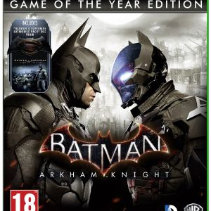 Xbox One: Batman Arkham Knight Game of the Year Edition