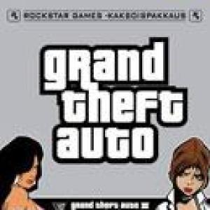 Xbox: GTA DoublePack GTA 3+Vice City (käytetty)