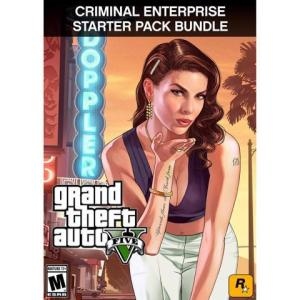 Grand Theft Auto V and Criminal Enterprise Starter Pack Bundle (latauskoodi)