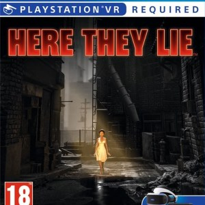 PS4: Here They Lie VR (PS4 VR)
