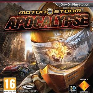 PS3: Motor Storm - Apocalypse (käytetty)