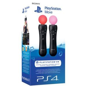 PS4: PS4 VR Move Twin Pack